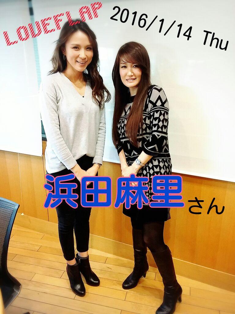 画像: 2016/1/14 Thu <ドコモ D LIFE>浜田麻里さん