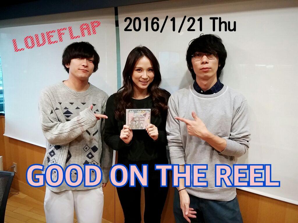 画像: 1/21(木) <ドコモ D LIFE>「GOOD ON THE REEL」