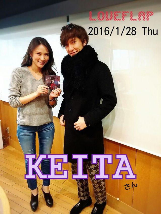 画像: 1/27(木)【ドコモ D LIFE】KEITAさん