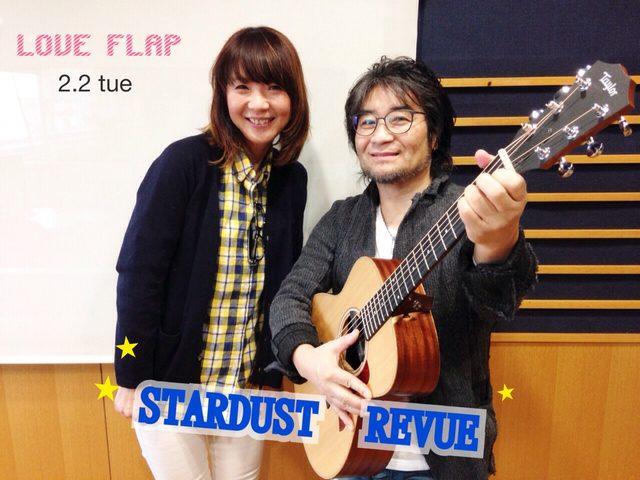 画像: 2/2(火)【ドコモ D LIFE】STARDUST REVUE