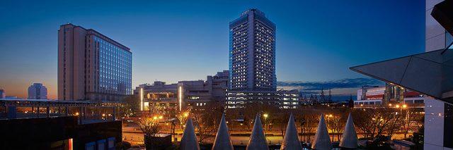 画像: 大阪ホテル|ハイアットリージェンシー大阪|大阪市内でベイエリアに面したシティーリゾートホテル