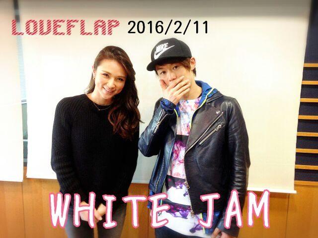 画像: 2/11(木) 【ドコモ D LIFE】WHITE JAM