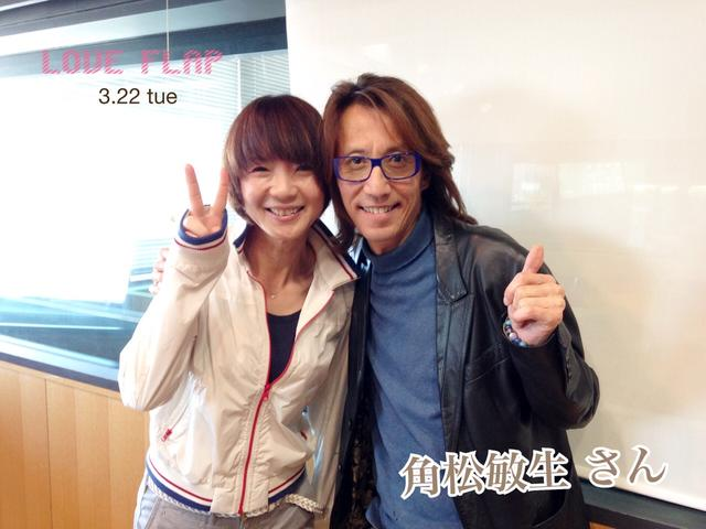 画像: 3/22(火) 【ドコモ D LIFE】角松敏生さん