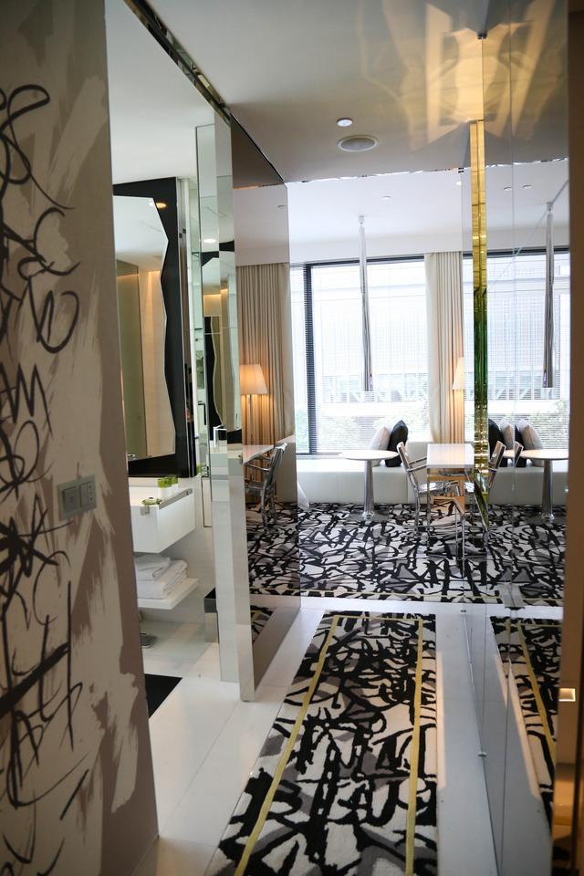 画像: ザ サウス ビーチ シンガポール 2015年9月開業。落ち着いた雰囲気と現代的なデザインが融合した高級ホテルです。MRTエ スプラネード駅に直結予定。