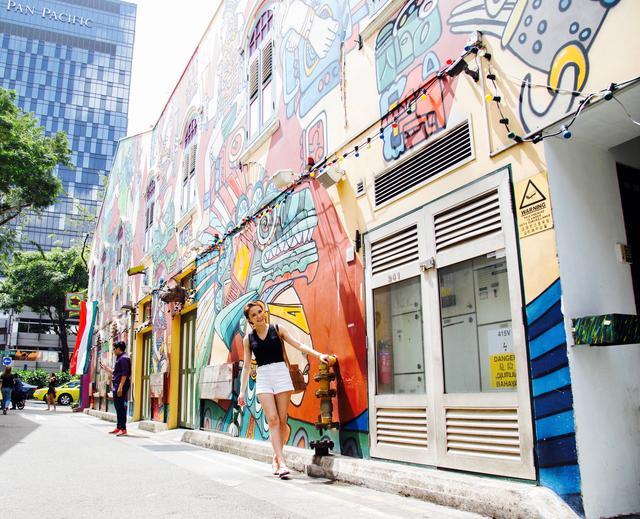 画像6: アラブ ストリート(Arab Street)