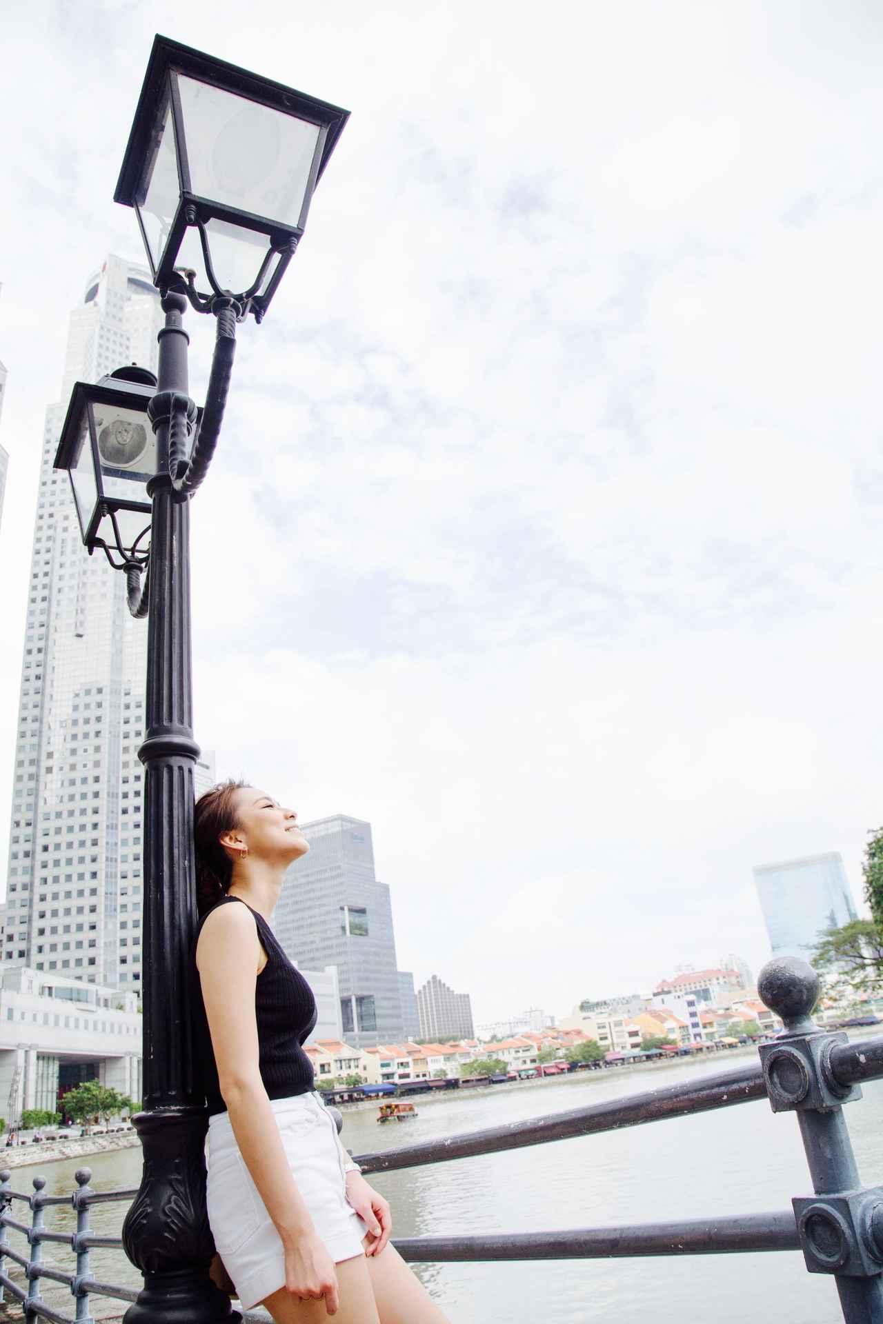 画像1: シンガポールの街に出かけましょう!