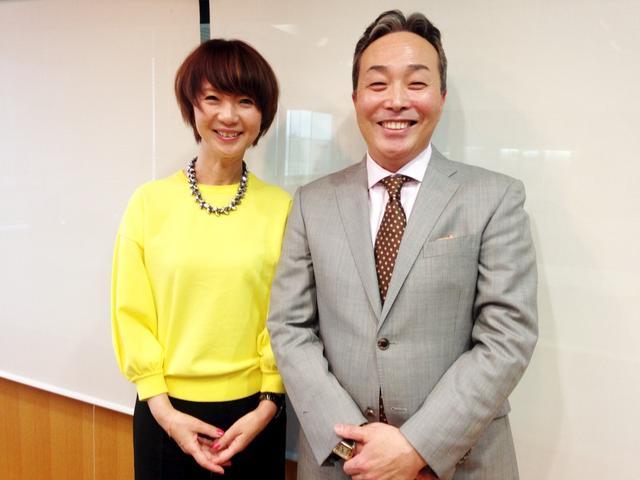 画像: 株式会社ベネシード・代表取締役社長の横田正幸さん