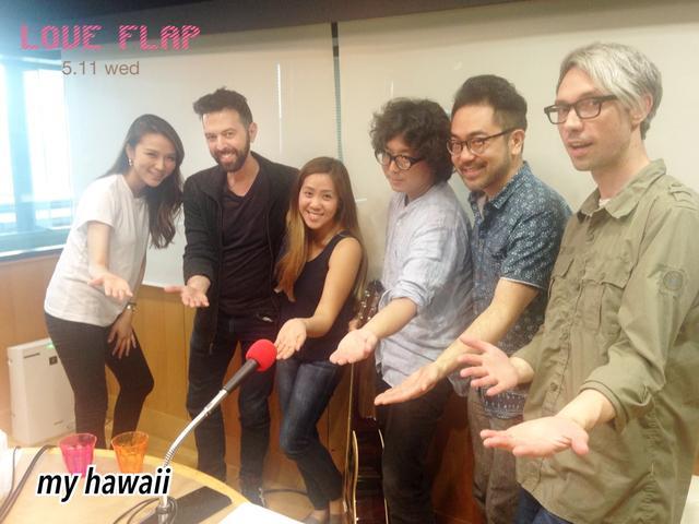 画像1: 5/11(水) 今日のゲスト「my hawaii」さん