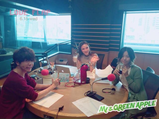 画像: 6/15(水) 【ネスカフェ ドルチェ グスト・カラフルライフ】Mrs. GREEN APPLE