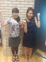 画像: 今日は赤松&彩名ダブルDJでお送りします!!!