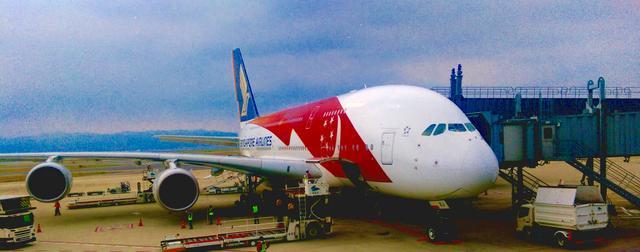 画像: シンガポール航空「エアバスA380」レポート!vol.1