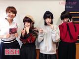 画像: 10/18(火)今日のゲスト「BiSH」