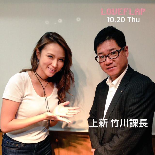画像: Joshing Weekly Topics!には、上新電機の竹川課長が!