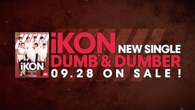 画像: iKON - DUMB & DUMBER (JP Trailer) youtu.be