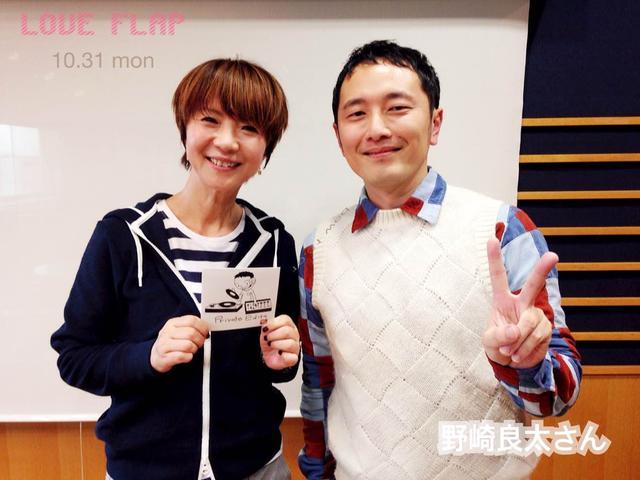 画像: 10/31(月)今日のゲスト「Jazztronik 野崎良太」さん