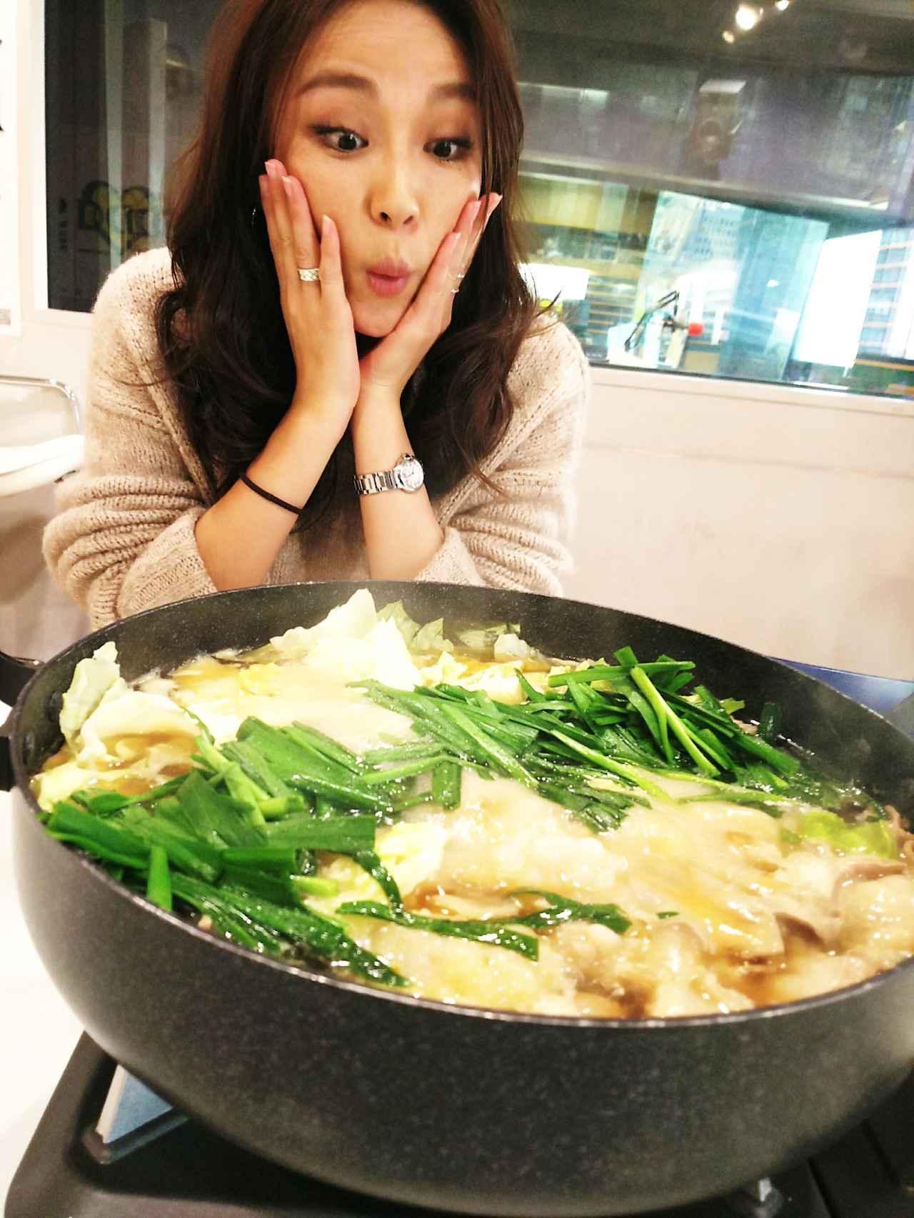 画像: グツグツ早く食べたい!