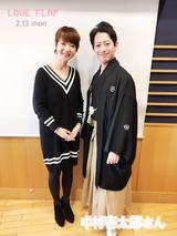 画像: 2/13(月)今日のゲスト「中村壱太郎」さん