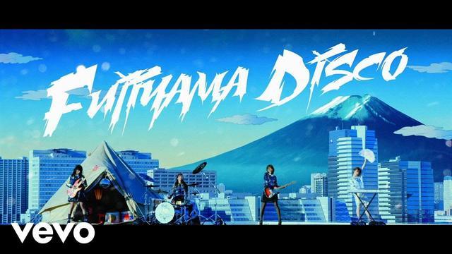 画像: SILENT SIREN - フジヤマディスコ(FUJIYAMA DISCO) www.youtube.com