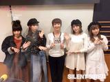 画像: 3/20(月)今日のゲスト「SILENT SIREN」