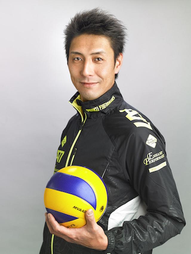 画像: 第2回目は、元バレーボール全日本代表「山本隆弘」さん