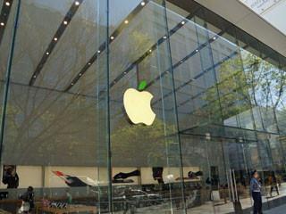 画像: Apple、アースデイを前に一部のApple Storeのロゴをグリーンに - アースデイにちなんだField Tripも実施