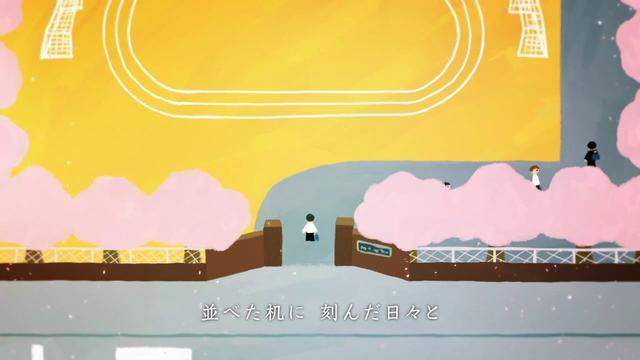 画像: 半崎美子「サクラ〜卒業できなかった君へ〜」アニメver.(ショート) youtu.be