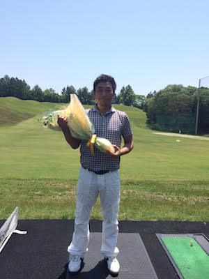 画像: 今回の瀬田ゴルフコースと50人のミカタは・・・ ティーチングプロ「永松利朗」さん