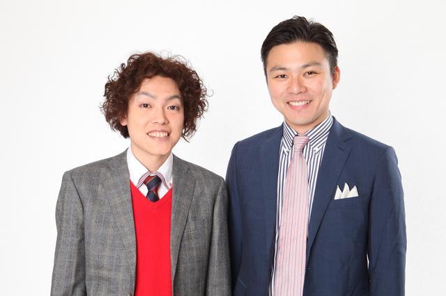 画像: 今回の瀬田ゴルフコースと50人のミカタは・・・ お笑い芸人「学天即」の四条和也さん、奥田 修二さん