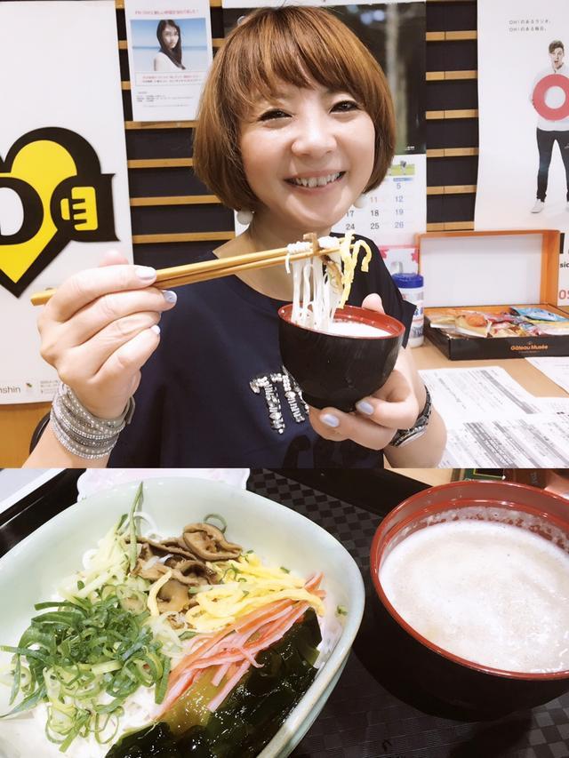 """画像: ドウシシャ「大人の氷フローズン」を使って作った""""くるみごまだれ""""をつけてお素麺を頂きました✨      夏にぴったり!ひんやり、美味〜作り方など詳しくは、ドウシシャのHPをチェック! www.do-cooking.com"""