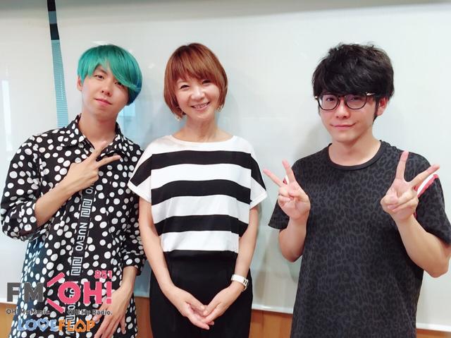画像: 8/15(火)今日のゲスト「Mrs. GREEN APPLE」