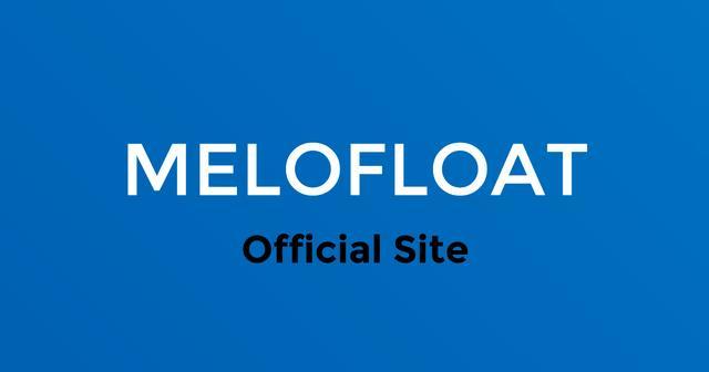 画像: MELOFLOAT メロフロートのオフィシャルサイト。