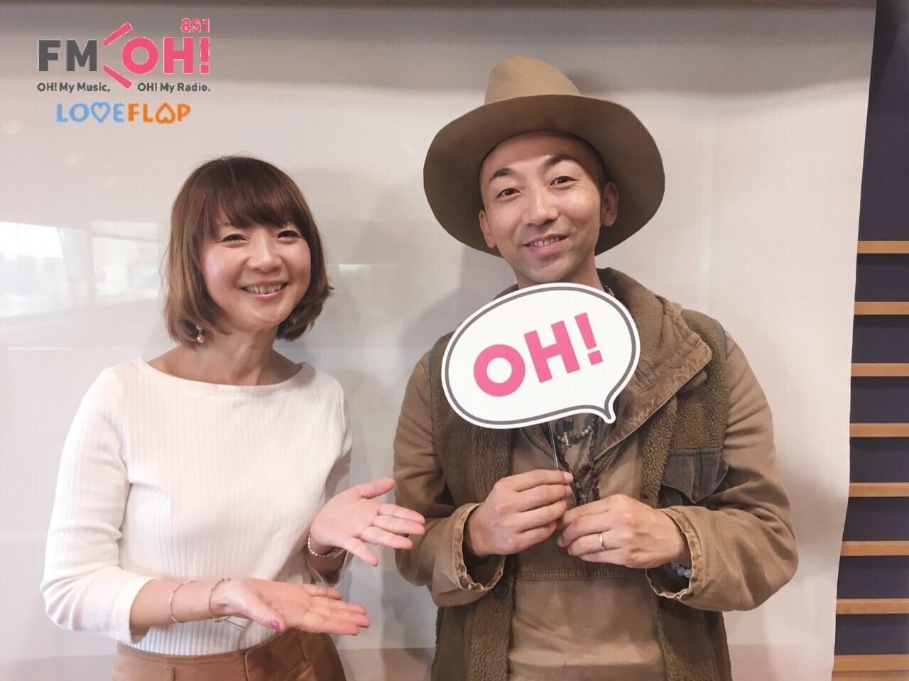 画像: 11/28(火)今日のゲスト「モン吉」さん