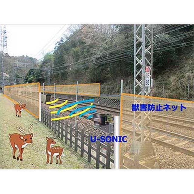 画像: 近鉄の「シカ踏切」が,2017年度「グッドデザイン賞」を受賞|鉄道ニュース|2017年11月1日掲載|鉄道ファン・railf.jp