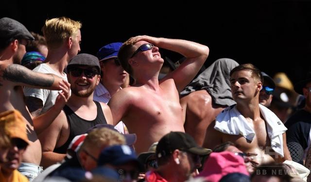画像: 南半球の豪シドニー、気温47.3度を記録