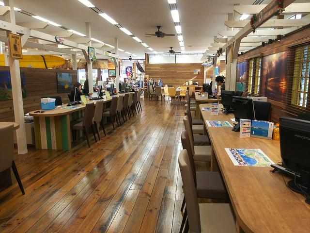 画像3: H.I.S.大阪駅前ハワイ支店に行ってきました!