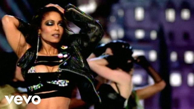 画像: Janet Jackson - All For You - YouTube youtu.be