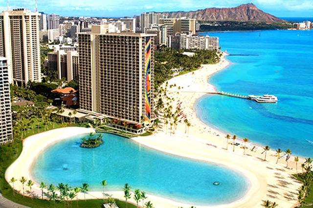 画像: H.I.S. 海外旅行 ヒルトンに滞在!ハワイ5日間[ヒルトン・ハワイアン・ビレッジ・ワイキキ・ビーチ・リゾート/部屋指定なし](海外ツアー/Ciao)