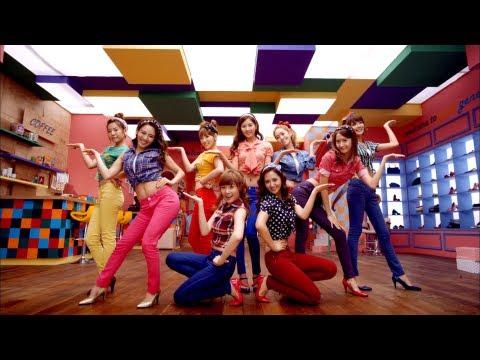 画像: Girls' Generation 少女時代 'Gee' MV (JPN Ver.) youtu.be
