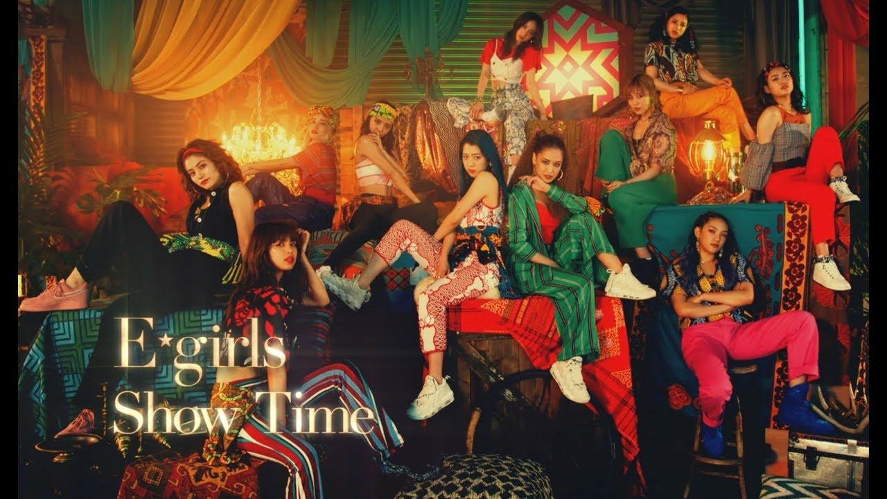 画像: E-girls / Show Time (Music Video) ~歌詞有り~ youtu.be