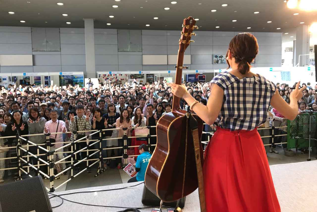 画像2: 2018/5/23(水)関空旅博2018 公開収録 ゲスト:chay