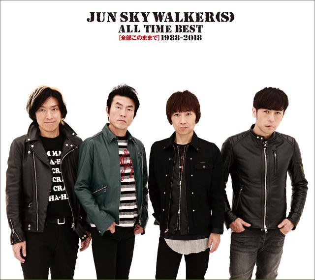 画像: JUN SKY WALKER(S) Official Website