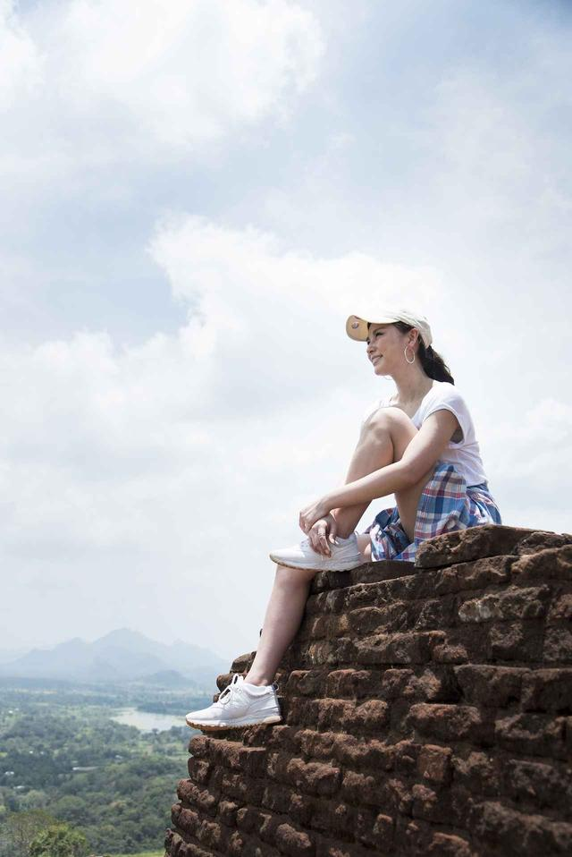画像4: ひとり旅 観光天国スリランカ満喫! 世界遺産を巡る旅 シギリヤ・ダンブッラ・キャンディ