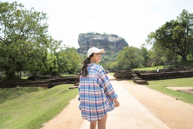 画像1: ひとり旅 観光天国スリランカ満喫! 世界遺産を巡る旅 シギリヤ・ダンブッラ・キャンディ