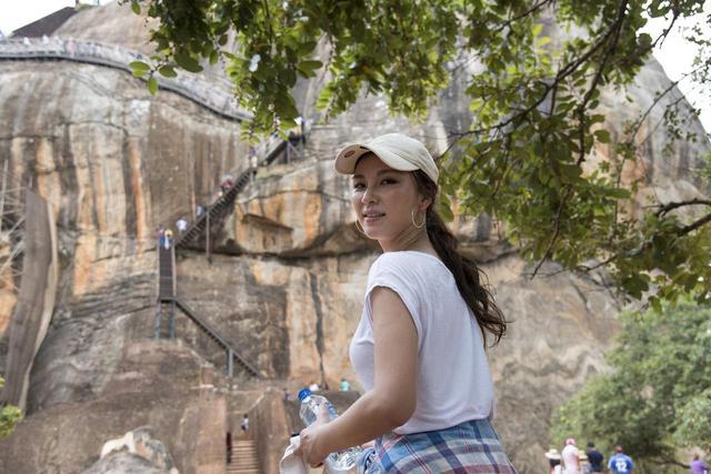 画像2: ひとり旅 観光天国スリランカ満喫! 世界遺産を巡る旅 シギリヤ・ダンブッラ・キャンディ
