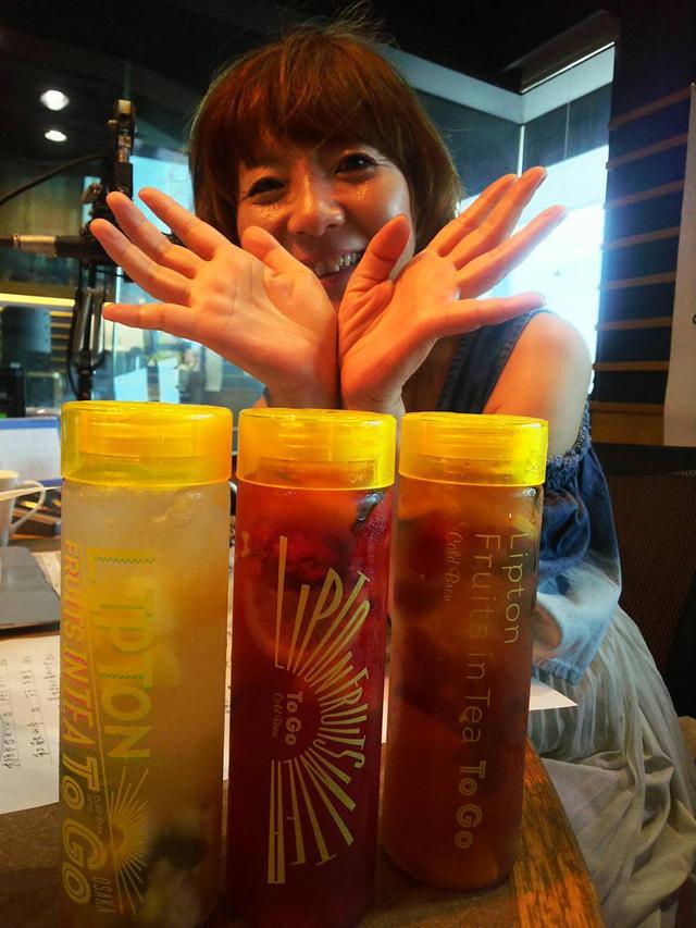 画像5: 2018/7/16(月)リプトン Fruits in Tea OSAKA