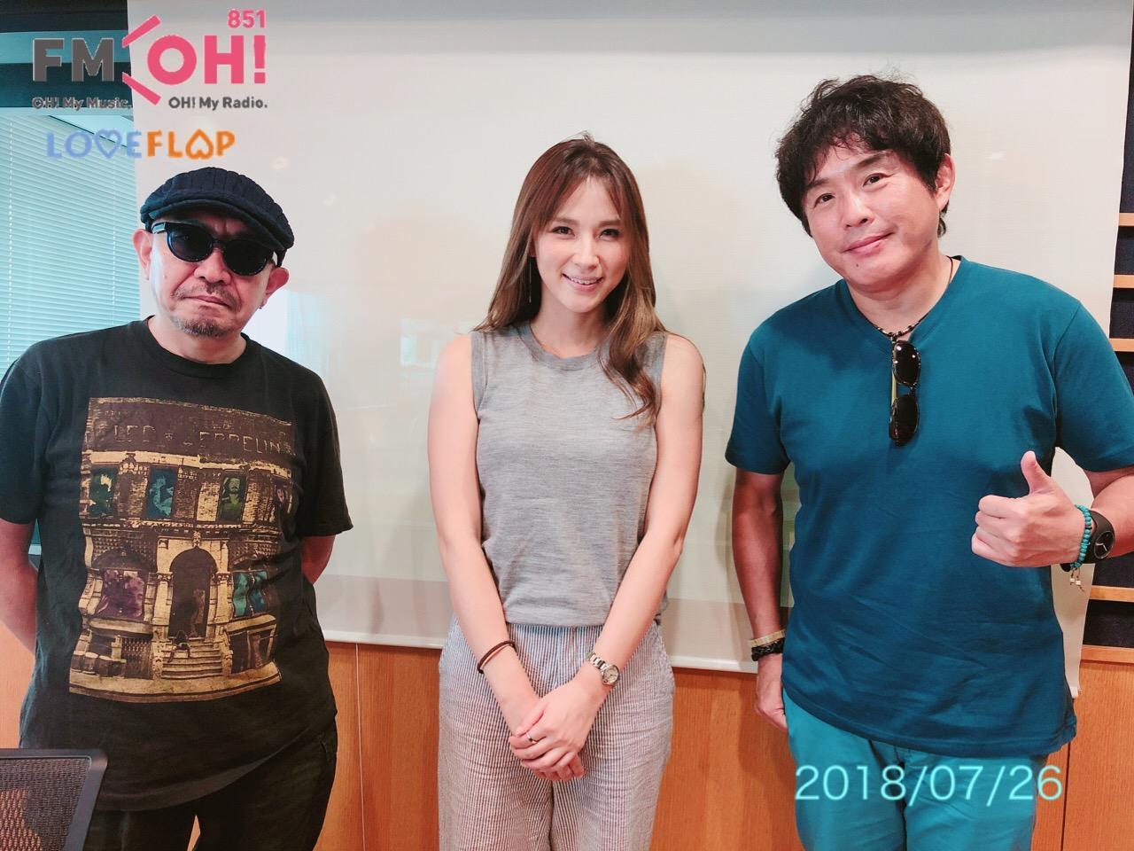 画像: 今日のゲストは、 「SING LIKE TALKING」の佐藤竹善さん、西村智彦さん!