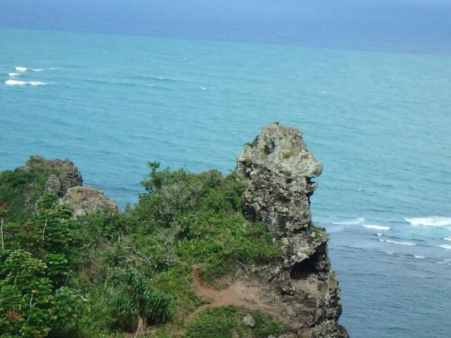 画像: しゃがんだライオンに見える岩があるから、クラウチングライオン。