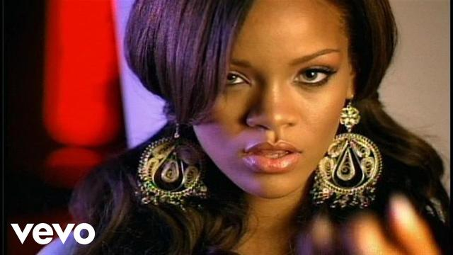 画像: Rihanna - Pon de Replay (Internet Version) youtu.be