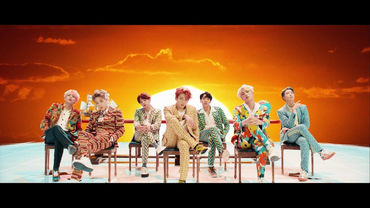 画像: BTS (방탄소년단) 'IDOL' Official MV youtu.be
