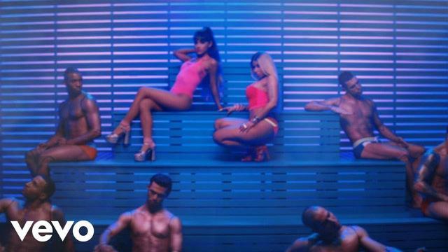 画像: Ariana Grande - Side To Side ft. Nicki Minaj youtu.be